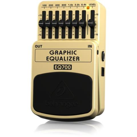 BEHRINGEREQ700 GRAPHIC EQUALIZER