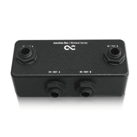 One ControlPedal Board Junction Box