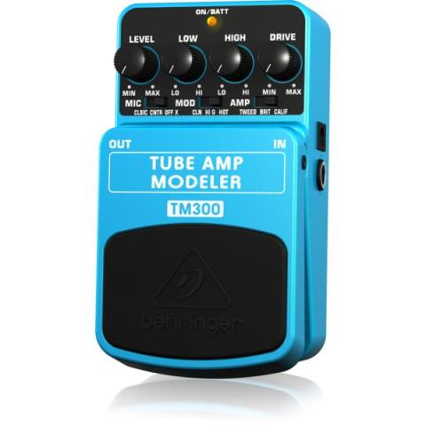 TM300 TUBE AMP MODELERサムネイル