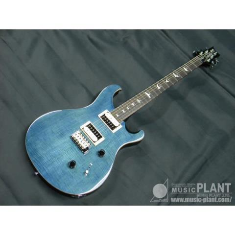Paul Reed Smith (PRS)-エレキギターSE Custom 24 Beveled Top Whale Blue