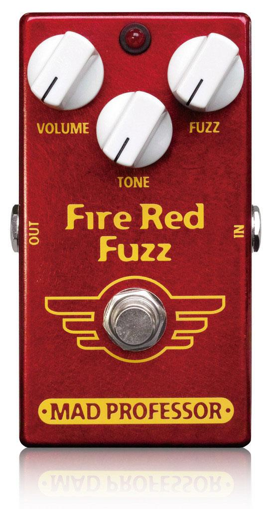 New Fire Red Fuzzパネル画像