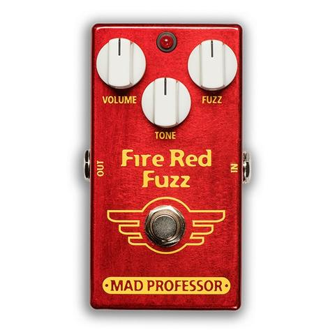New Fire Red Fuzzサムネイル