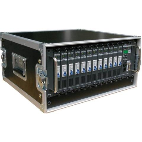 LITE-PUTER-12Ch ディマーDX-1220A Tour Rack