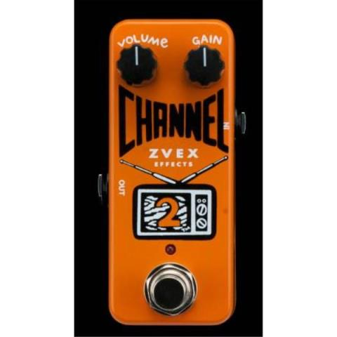 Z.VEX EFFECTS-ブースターChannel 2