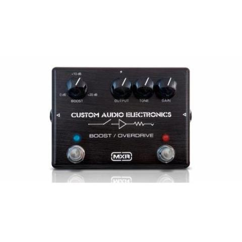 Custom Audio Electronics by MXR (CAE by MXR)-ブースター/ドライバーMC402 Boost/Overdrive