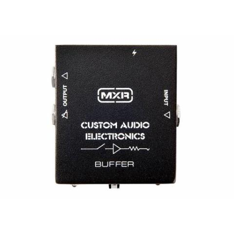 Custom Audio Electronics by MXR (CAE by MXR)-バッファーMC406 CAE Buffer