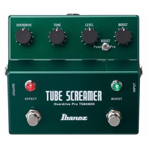 Ibanez-Tube Screamer & BoosterTS808DX