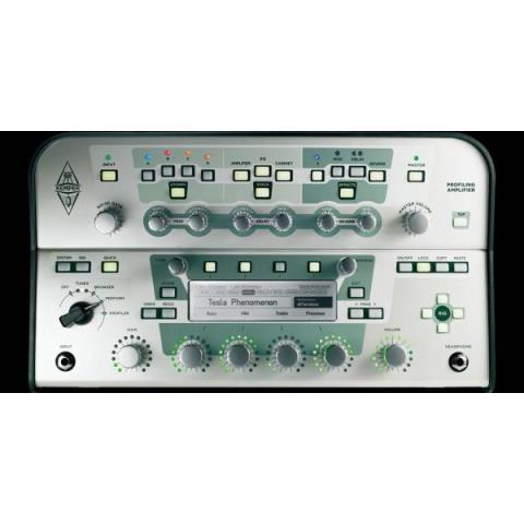 KEMPER-デジタルギターアンプProfiling Amplifier Head White