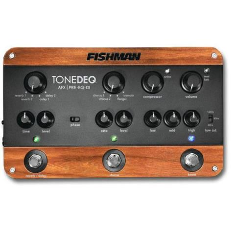 FISHMANToneDEQ Preamp EQ
