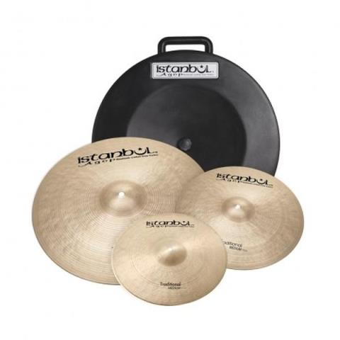 istanbul Agop-Cymbal SetTraditional Set