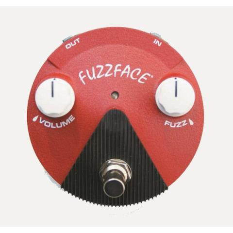 Jim Dunlop-ファズFFM6 Band of Gypsys Fuzz Face Mini Distortion