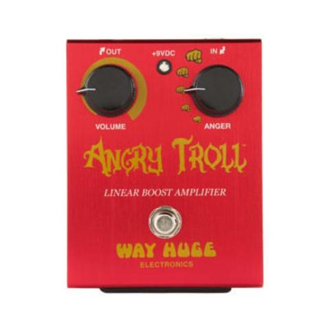 Way Huge Electronics-ブースターWHE101 Angry Troll