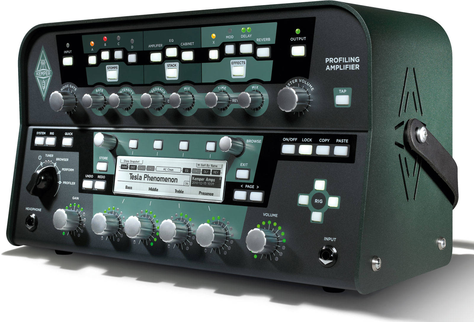 KEMPER,Profiling Amplifier Power Head 画像