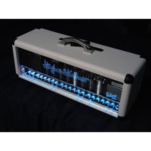 Hughes & Kettner-TRIAMP MkII MIDI Head White Covering Limited