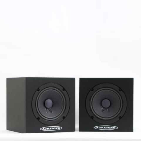 AURATONE-パッシブモニター5C Super Sound Cube Pair
