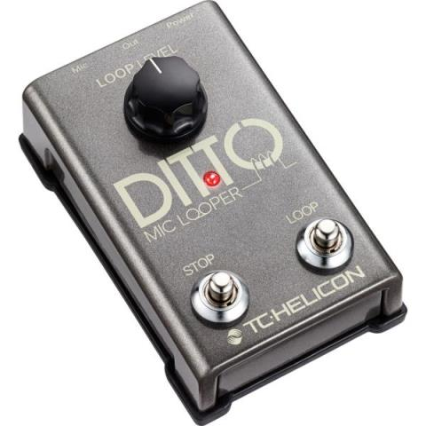 TC-HeliconDitto Mic Looper