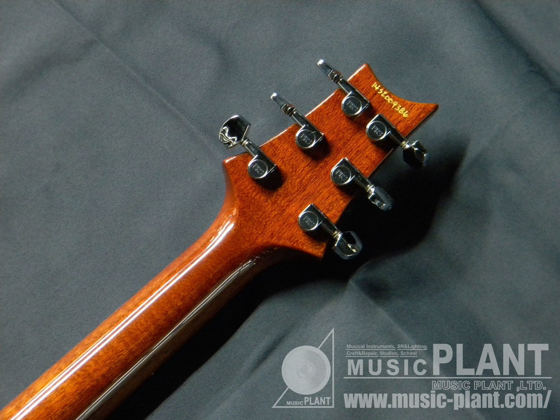 S2 CUSTOM22 Semi-Hollow  Violin Amber Sunburst追加画像