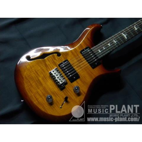Paul Reed Smith (PRS)-エレキギターS2 CUSTOM22 Semi-Hollow  Violin Amber Sunburst