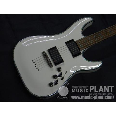 SCHECTER-エレキギターAD-C-1-HR WH