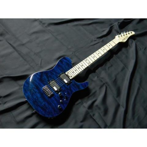 SCHECTER-エレキギターKR-24-2H-FXD BLU/M