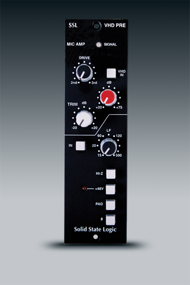 Solid State Logic (SSL),VHD Pre module For API 500 format racks 画像