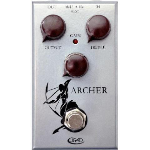J.ROCKETT AUDIO DESIGNS (J.RAD)-ブースターARCHER