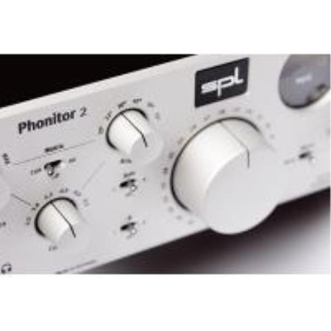 SPL(Sound Performance Lab)-ヘッドフォンアンプModel 1281 Phonitor 2