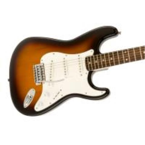 SquierAffinity Series Stratocaster Brown Sunburst