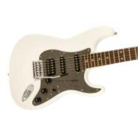 SquierAffinity Series Stratocaster HSS Olympic White