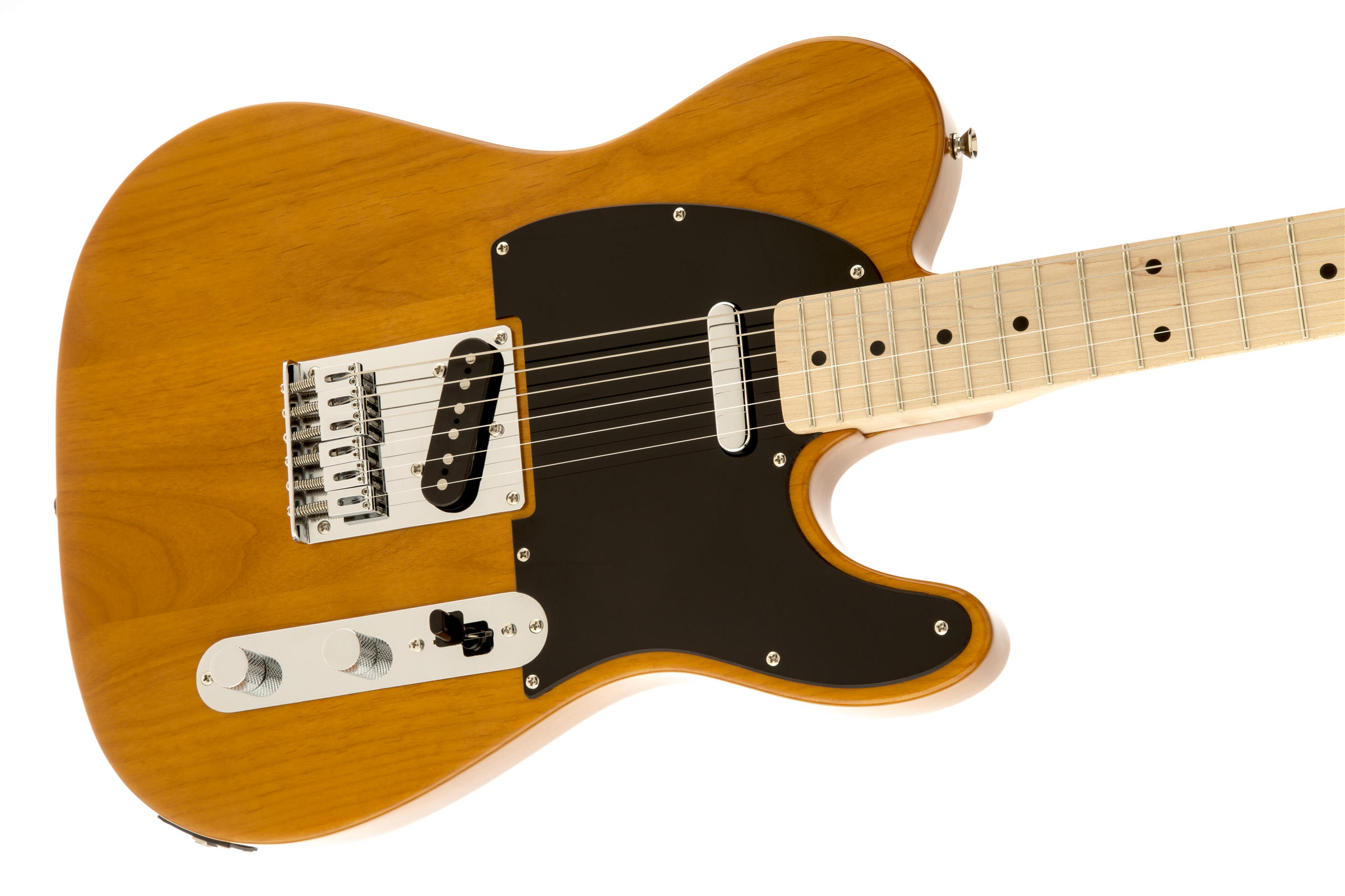 Affinity Series Telecaster Butterscotch Blonde追加画像