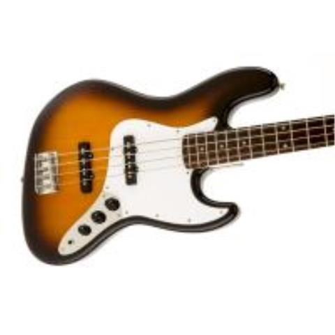 Squier-ジャズベースAffinity Series Jazz Bass Brown Sunburst