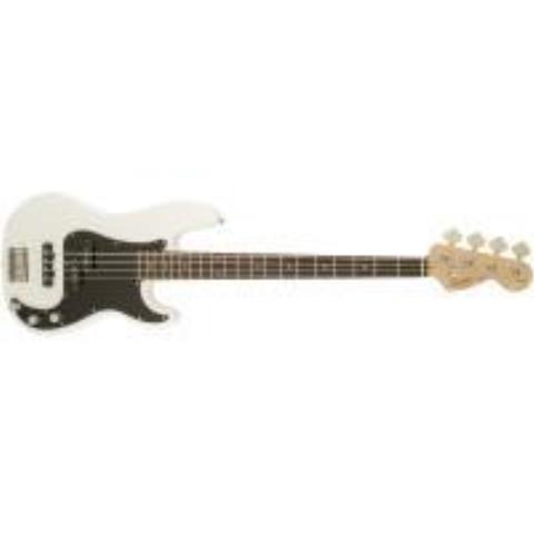 SquierAffinity Series Precision Bass PJ Olympic White
