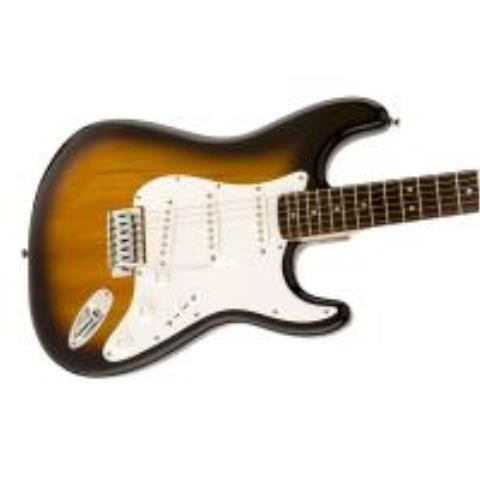 Squier-ストラトキャスターBullet Strat with Tremolo Brown Sunburst