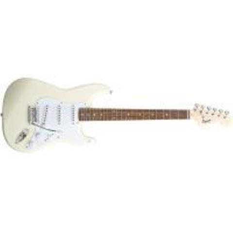 Squier-ストラトキャスターBullet Strat with Tremolo Arctic White