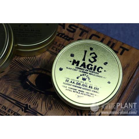 "BLAST CULT""MAGIC 13"""