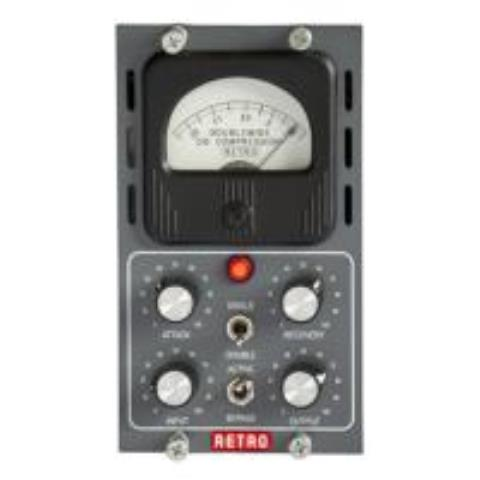 RETRO Instruments-Tube CompressorRetro Doublewide