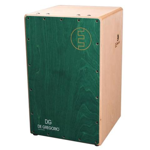 DG CAJON (DE GREGORIO)-カホンChanela GREEN