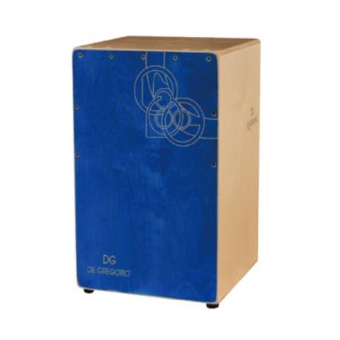 DG CAJON (DE GREGORIO)-カホンChanela BLUE
