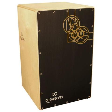 DG CAJON (DE GREGORIO)-カホンChanela BLACK