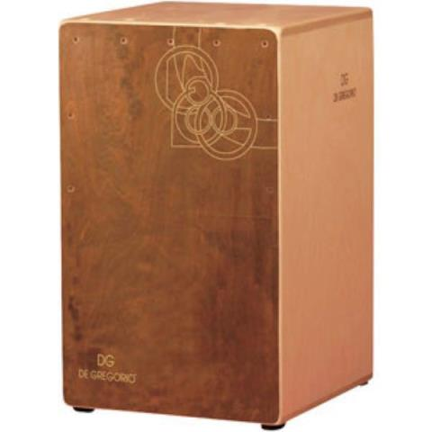 DG CAJON (DE GREGORIO)-カホンChanela BROWN