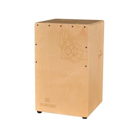 DG CAJON (DE GREGORIO)-カホンChanela NATURAL