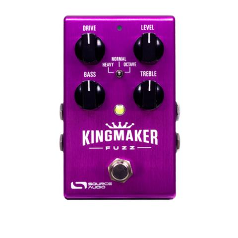 Source Audio-ファズSA245 KINGMAKER Fuzz