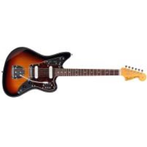 FenderClassic 60s Jaguar® 3-Color Sunburst