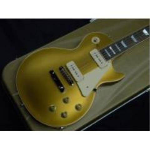 Gibson-エレキギター2015 Limited Run Les Paul Less Plus P-90 Gold Top