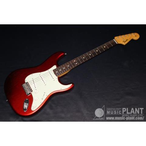 FenderTime Machine Series Anniversary 1964 Stratocaster Closet Classic Candy Apple Red