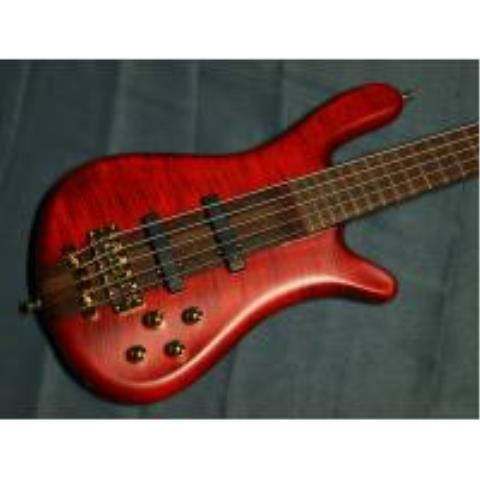Warwick-5弦エレキベースSTREAMER STAGE1 Classic Line 5-string  Burgundy Red Oil