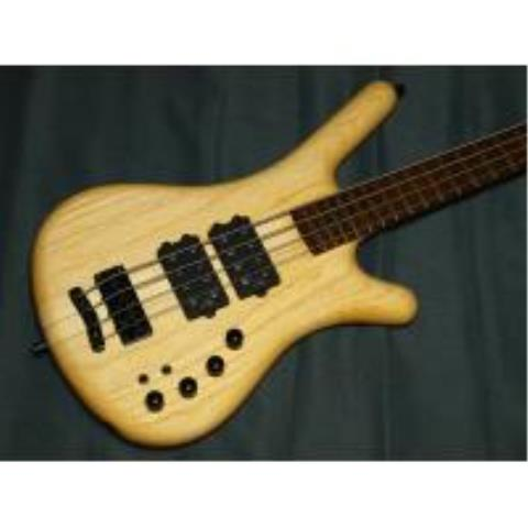 Warwick-エレキベースCORVETTE $$  NT Swanp Ash Version  NATURAL OIL FINISH