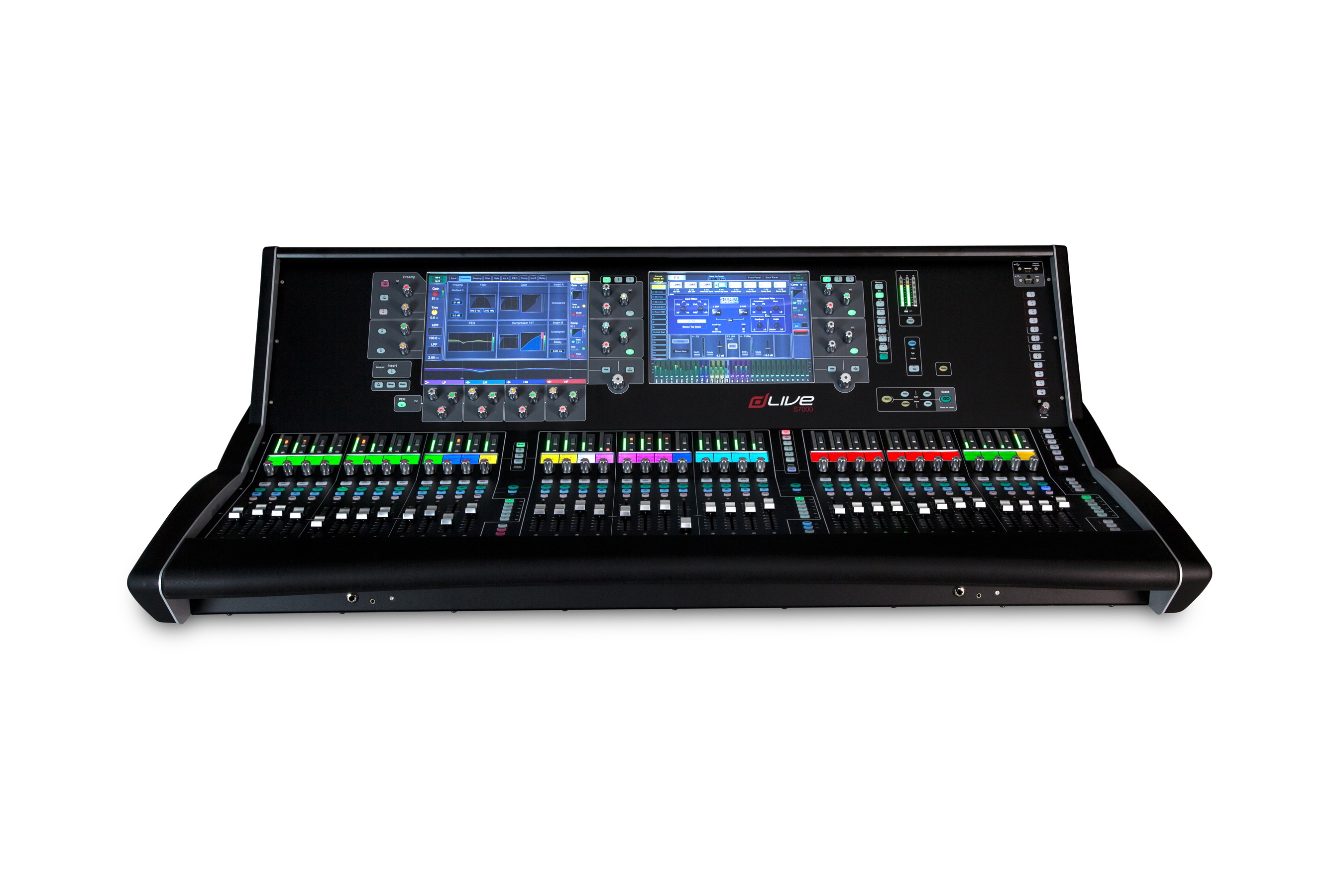 dLive S7000パネル画像