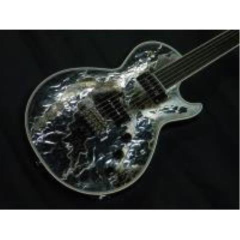 ESP-エレキギターECLIPSE S-V BRILLIANT -MIXEDMEDIA- LUNA SEA SUGIZO SIGNATURE
