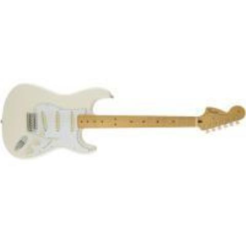 Fender-ストラトキャスターJimi Hendrix Stratocaster Maple Fingerboard, Olympic White